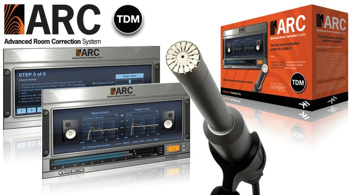 IK Multimedia ARC System TDM for Pro Tools|HD Accel, Musical
