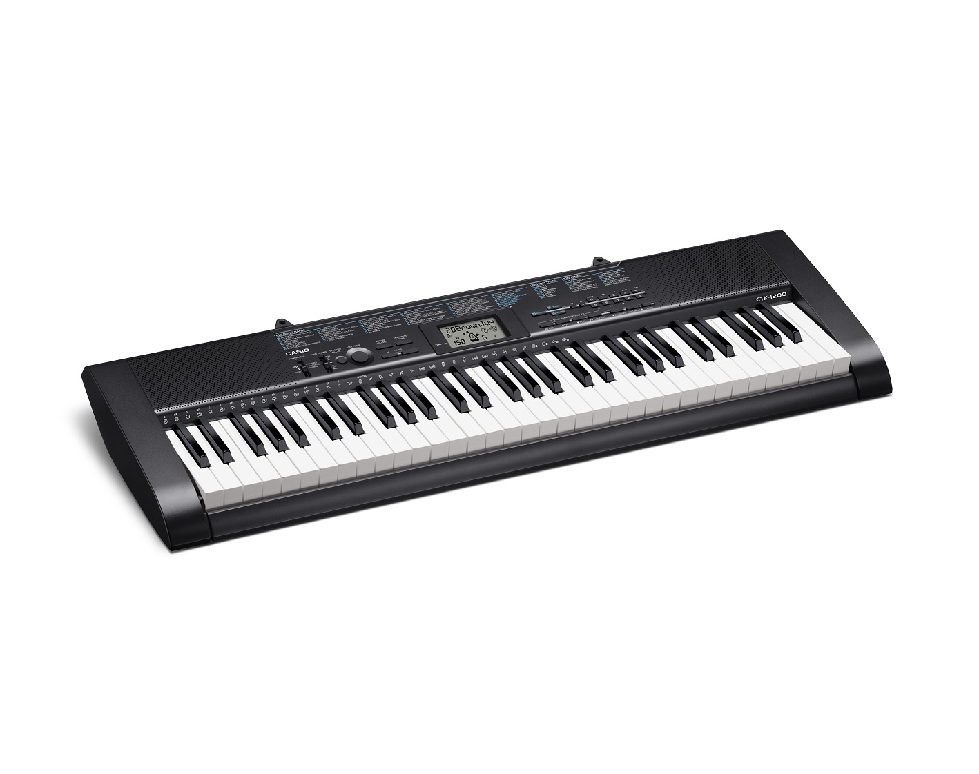 Casio CTK1200 61 keys keyboard