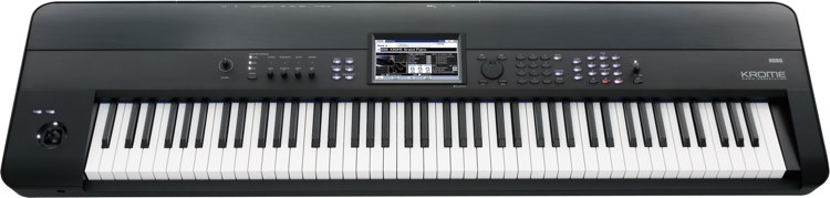 KORG KROME 88 AVAILABLE Payment 1 of 2