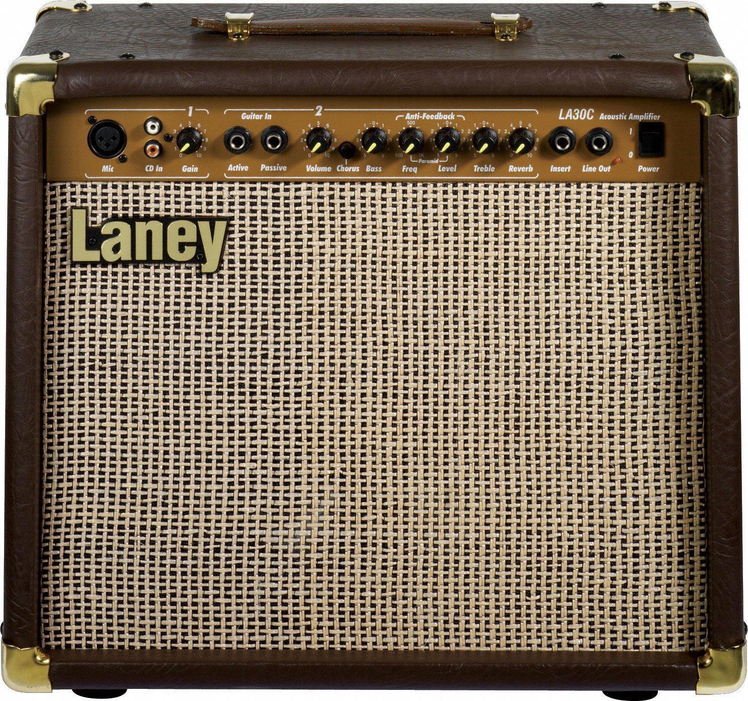 Laney La30c Acoustic Guitar Amp Combo Musical Instruments For Sale