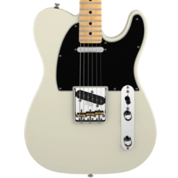 FENDER American Special Telecaster� Maple Fingerboard, Olympic White
