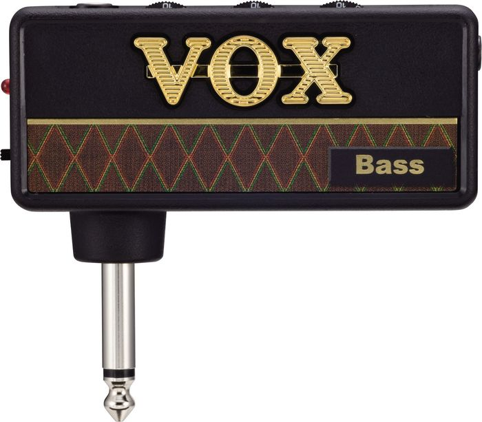 Vox amPlug Bass Headphone Amp with built-in Compressor