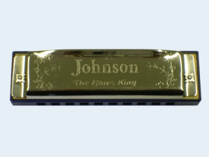 * View CAPETOWN Johnson blues king harmonica