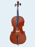 * View CAPETOWN Flame Lily  Laminate Cello 34 or 44 size