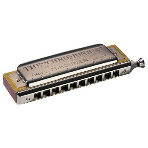 <.> SUPER CHROMONICA Harmonica 270/48 IN KEY C