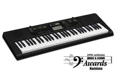* View JOHANNESBURG Demo casio keyboard CTK2300  61 keys keyboard hardly used 12 month guarantee