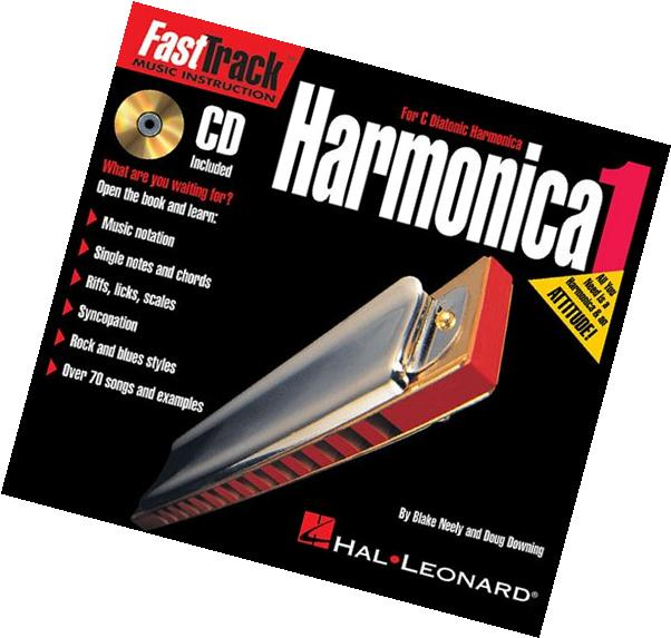 * View CAPETOWN Fast track Harmonica - book and cd AVAILABLE