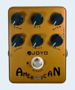 Joyo American Sound Pedal AVAILABLE