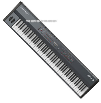 KURZWEIL SP4-8  STAGE PIANO hammer action - (VIDEO+AUDIO SAMPLES )88 keys AVAILABLE