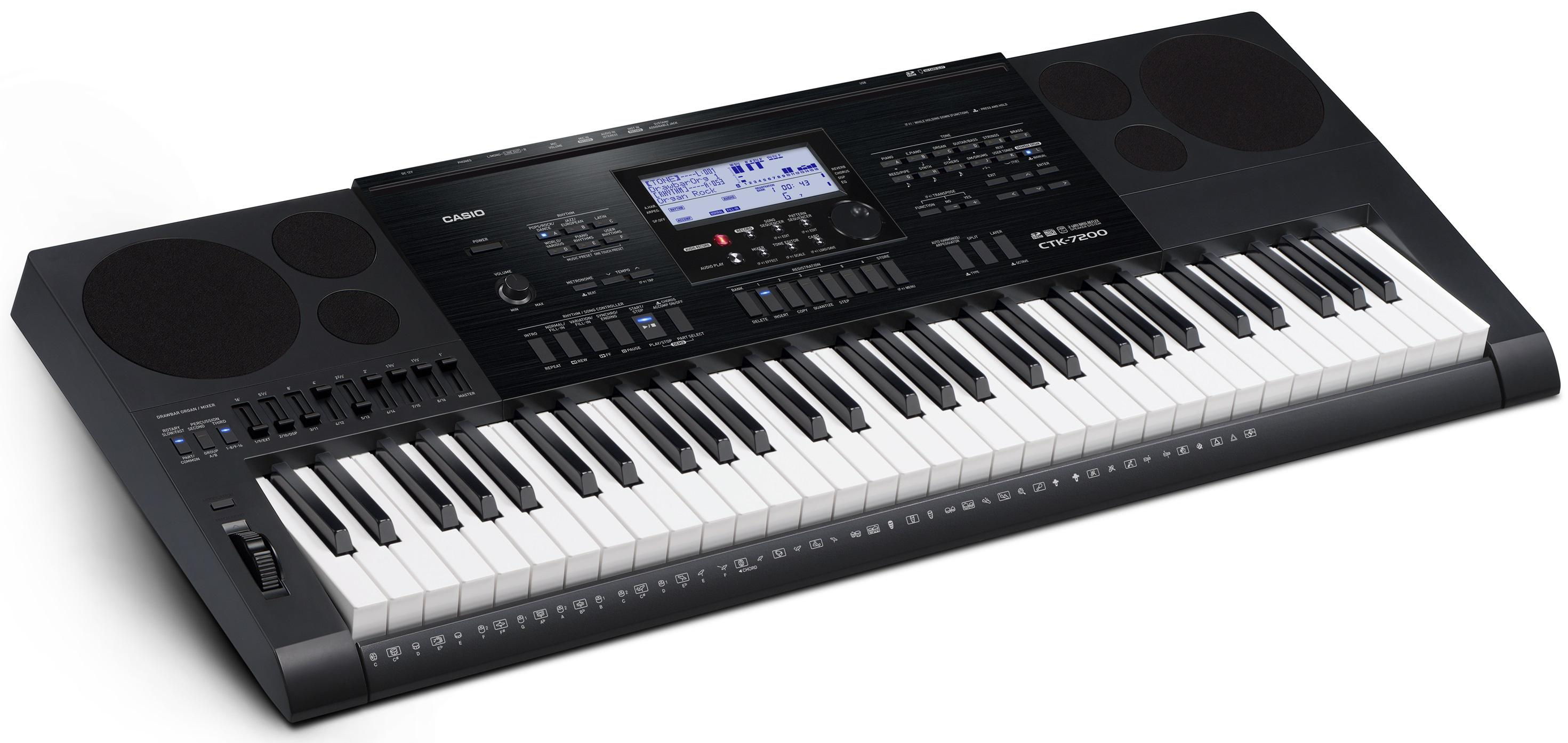 casio ctk7200