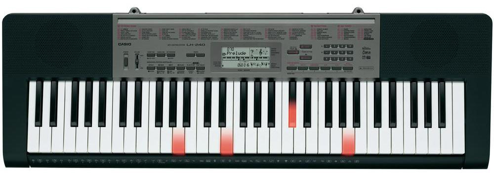 Casio LK 240 lighting keyboard * View Johannesburg