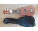 SOLD to Caertine rundle thank you Waikiki ukulele with bag - donation to Circle of Compassion COV emergency relief UP*