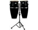 "Toca Player's Fiberglass Conga Set 10"" & 11"" with Stand"