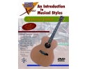 An Introduction to Musical Styles for Acoustic Guitar - DVD