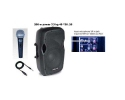 * *  Vonyx Small portable / powerful PA - 5kg - 80-120 people with free mic and cable AVAILABLE