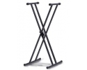 * View CAPETOWN BKP Double X Style Keyboard Stand.