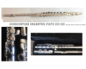 Concertina flute CE180 engraved keys UP*