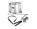 "Pearl Competitor Snare 14"" x 12"" White + Carry hook + Sling AVAILABLE"