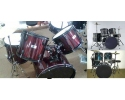 Complete BK Percussion 5 Piece Drumset  best selling UP*