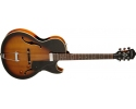 Washburn Jazz SHB 15CTS Hollow body Solid mahgony for ultra warmth and H Vintage noiseless pro pickups - 1 left