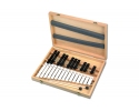 2 octave chromatic glockenspiel with case