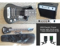 * HSH Electric Travel Guitar with YD15 15 watt guitar amplifier+ tuner *view CAPETOWN