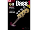 FastTrack Bass Method 1 - Book & CD