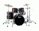 Pearl Vision VSX825 FUSION drum set + Pearl HWP900 hardware pack + WUhan Cymbal pack VIDEO!