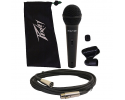 PVi 100 XLR INCLUDES CARRY POUCH, MIC CLIP, ON/OFF SWITCH & XLR-XLR CABLE