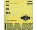 Rotosound RB40 RotoBass Nickel Roundwound Strings