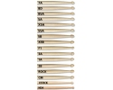 Vic Firth American Classic Wooden Tip Drum Sticks