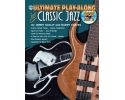 Ultimate Play-Along Bass: Just Classic Jazz, Volume 2 - Book & CD