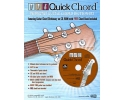 Quick Chord Interactive Guitar Chord Dictionary - Book & CD-ROM