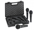 * view cape town Behringer ULTRAVOICE XM1800S Dynamic Cardioid Vocal Microphones 3-Pack
