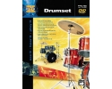 Alfred MAX Series Drumset Instruction (Book/DVD) AVAILABLE