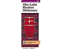 Afro-Latin Rhythm Dictionary - Book