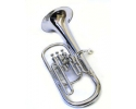 Alto Horn in Eb  nickle silver Sonata