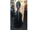 Cello Case- Fibreglass  BLACK