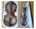 Courante Electric frame violin (4/4) with headphones - complete outfit