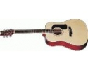 Washburn D8s Acoustic guitar -SOLID TOP at a Laminate price!  click to VIDEO