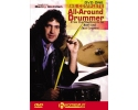 The Complete All- Around Drummer DVD#1 Danny Gottlieb AVAILABLE