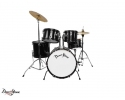 Darestone complete rock kit (black )