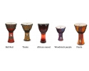 Toca Freestyle  Djembe SYNTHETIC 7 inch (less 6 years ) UP*
