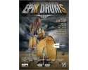 Guide to recording & mixing drums EPIK Drums -Ken Scott AVAILABLE DVD