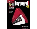 FastTrack Keyboard Method 1 - Book & CD