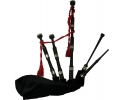 Bagpipes Galore Scottish Blackwood Bagpipes made in UK