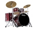 Mapex Horizon 5piece  drums HX with full hardware + throne extra FREE ride stand(no cymbals)