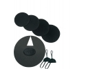 * View CAPETOWN Skyfleet FULL Set of drum mutes