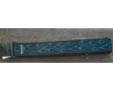 Dunlop Jaquard Guitar Straps - woven for life - BLue Black