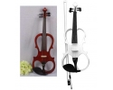 * Sonata Jinyin Electric frame violin (4/4) with headphones - complete outfit AVAILABLE